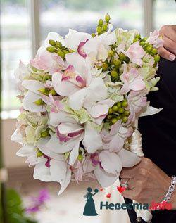 Фото 96630 в коллекции Букет Невесты