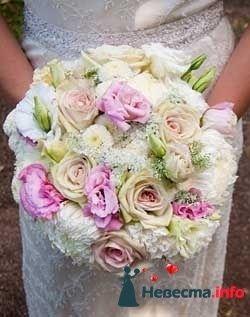 Фото 96631 в коллекции Букет Невесты - Свадебный распорядитель. Яна