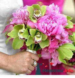 Фото 96675 в коллекции Букет Невесты - Свадебный распорядитель. Яна