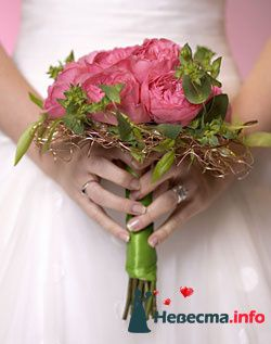Фото 96678 в коллекции Букет Невесты - Свадебный распорядитель. Яна