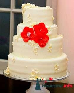 Фото 96805 в коллекции Торты - Свадебный распорядитель. Яна