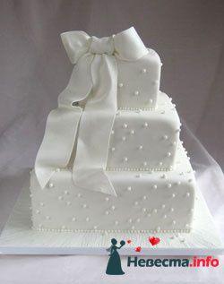 Фото 96828 в коллекции Торты - Свадебный распорядитель. Яна