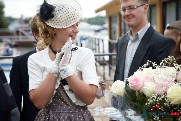 Фото 82824 в коллекции на свадьбе у друзей - Бо