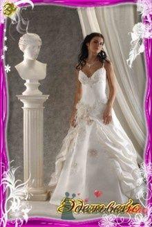 """Фото 15303 в коллекции Коллекция Gabbiano - Свадебный салон """"Эдельвейс"""""""