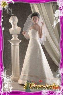 """Фото 15309 в коллекции Коллекция Gabbiano - Свадебный салон """"Эдельвейс"""""""