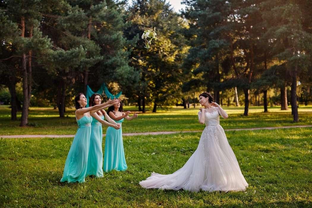 Свадебное фото север москвы