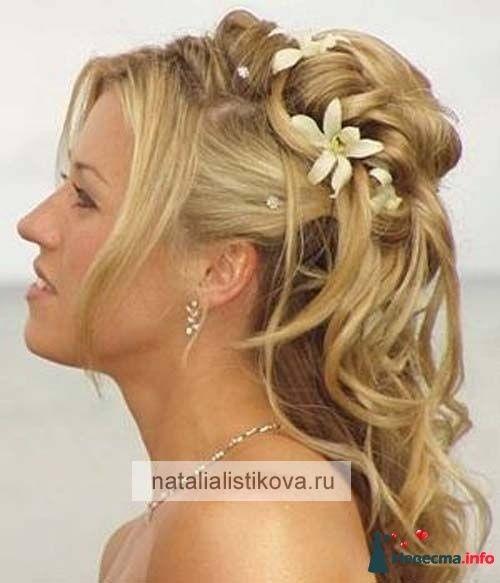 Фото 233785 в коллекции Свадебные прически - Свадебный стилист Листикова Наталия