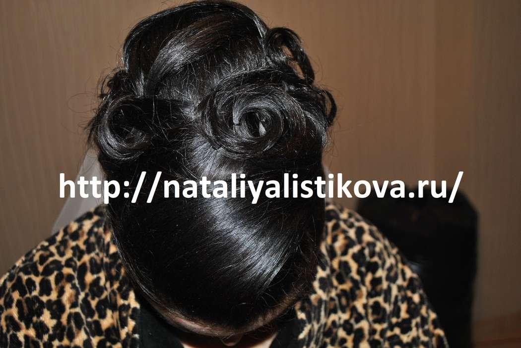 Фото 506338 в коллекции Свадебные прически - Свадебный стилист Листикова Наталия