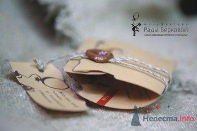 Фото 7424 в коллекции Приглашение на свадьбу ручной работы - Невеста01