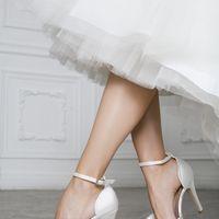 Свадебная обувь от VivaBride модель Wales 2