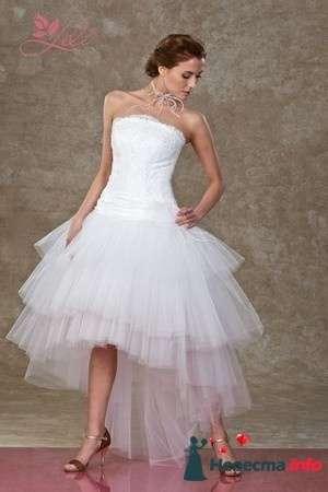 Фото 107325 в коллекции свадебные платья - таня15