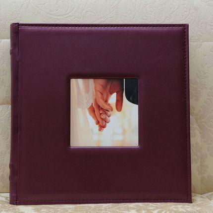 Свадебная книга с фотовставкой