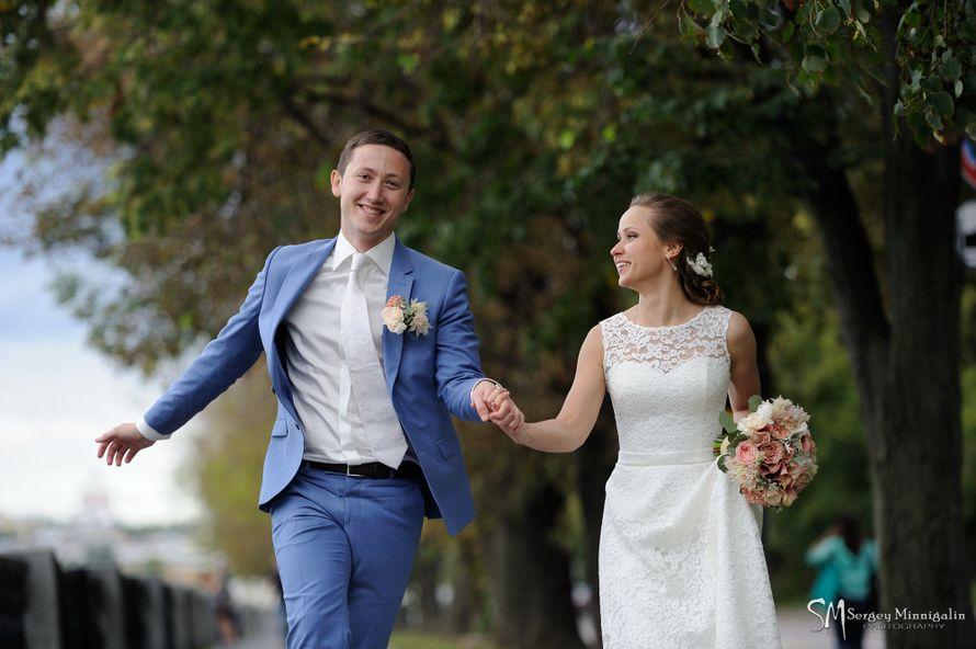 Фото 7091142 в коллекции Свадьба Дениса и Марины - Фотограф Сергей Миннигалин
