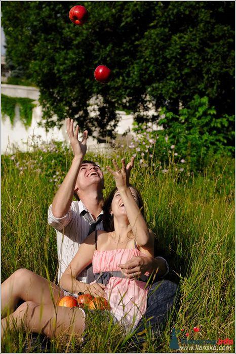 Фото 88905 в коллекции Предсвадебная Love Story - Штучка