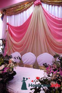 Фото 85478 в коллекции Мои фотографии - Оформление свадьбы от «ДекорПрофи»