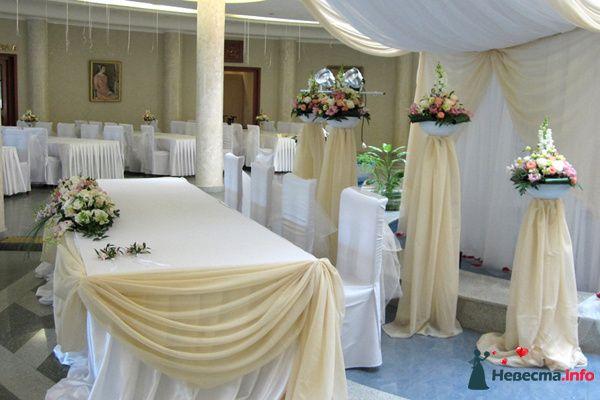 Фото 85486 в коллекции Мои фотографии - Оформление свадьбы от «ДекорПрофи»