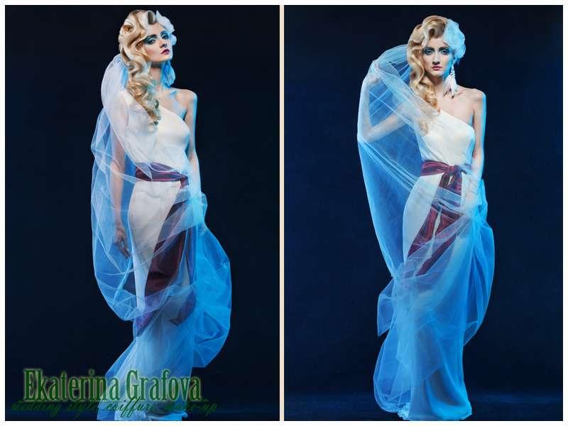 Фотограф Анастасия Никитская, модель Anike Angel - фото 727119 Екатерина Графова - стилист