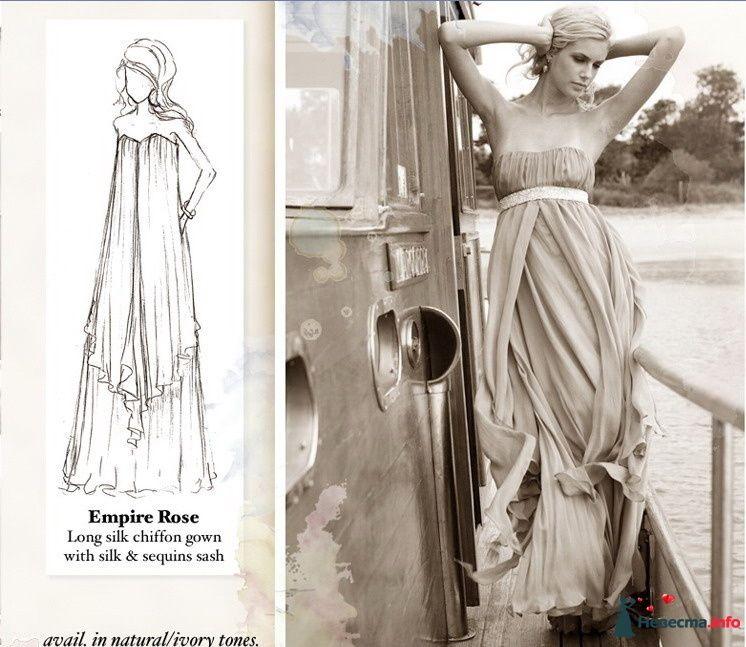 платье - фото 101043 italy