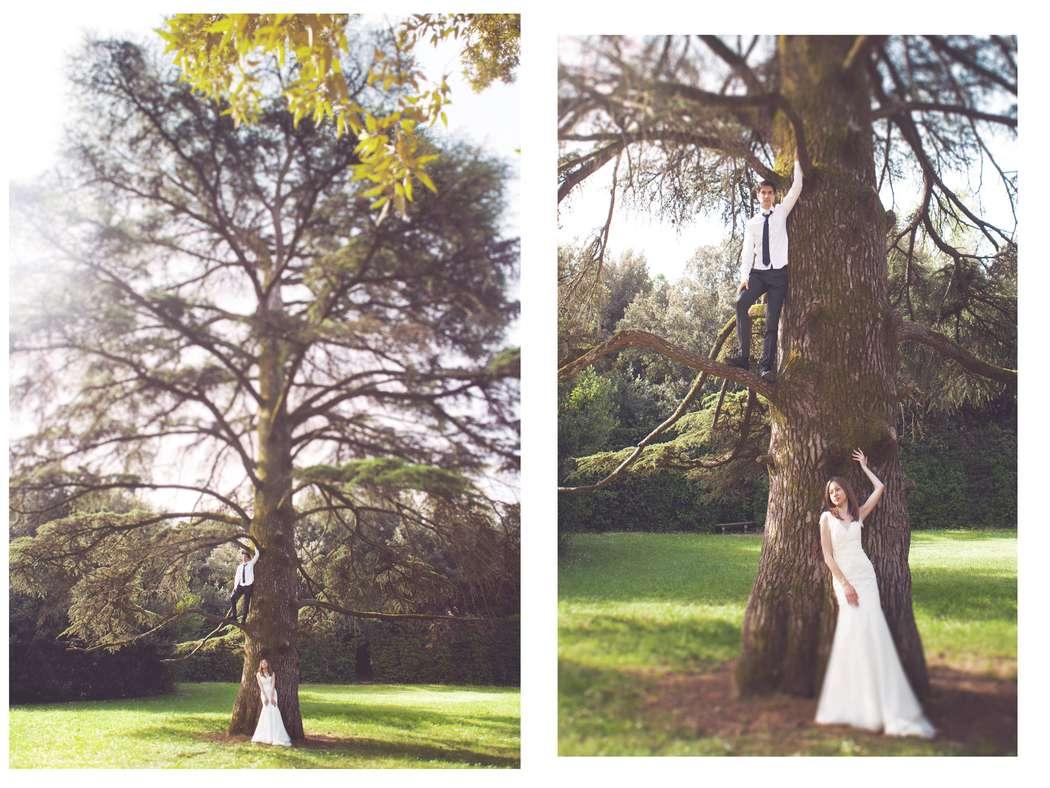 Фото 899861 в коллекции Свадьбы/ Лавстори - Маша Гудова - фотограф в Италии