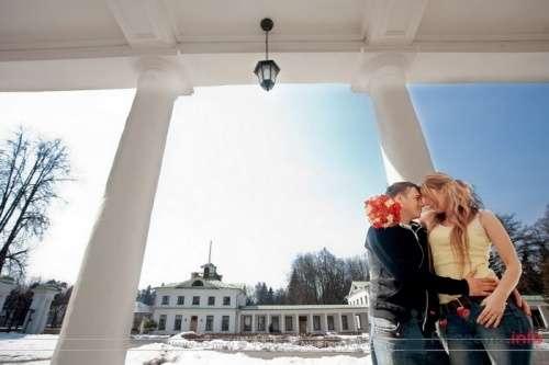 Фото 20323 в коллекции Настя и Саша. 12 апреля 2009. Бал молодых семей в Середниково - Анна Горбушина - фотоагентство SunStudio