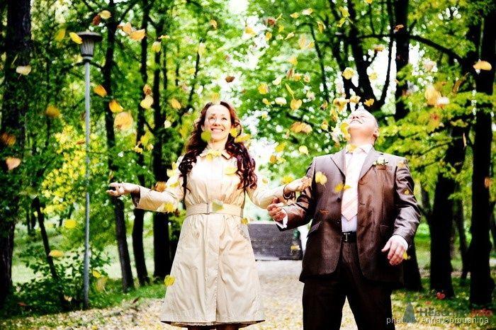 Фото 31353 в коллекции Наталья и Сергей. 19 сентября 2008 - Анна Горбушина - фотоагентство SunStudio