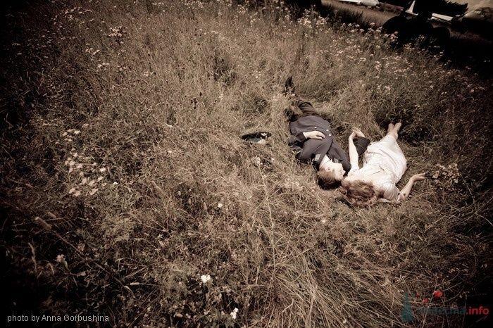 Фото 42334 в коллекции Настя и Саша. - Анна Горбушина - фотоагентство SunStudio