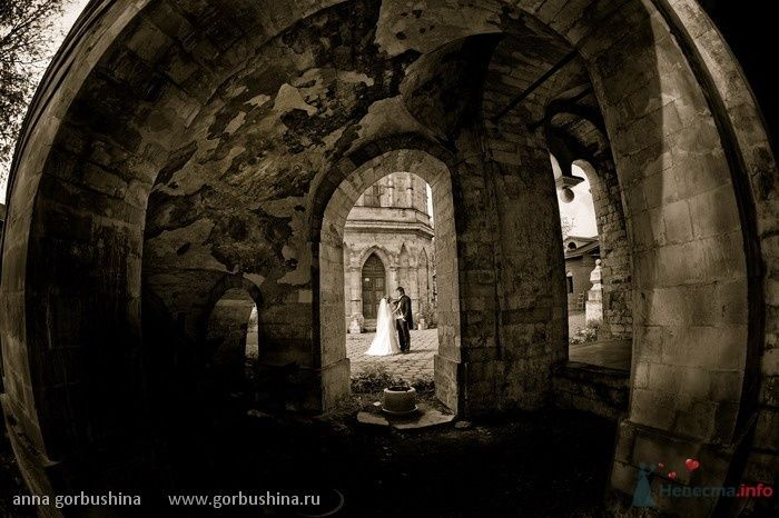 Фото 54923 в коллекции Ирина и Андрей. 2/10/2009 - Анна Горбушина - фотоагентство SunStudio
