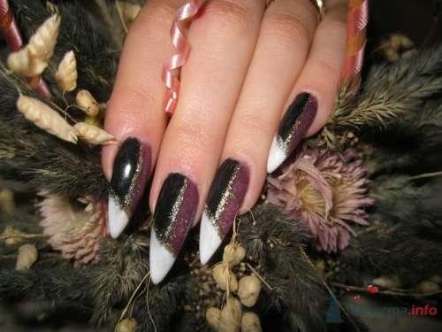 Акриловые ногти - фото 6225 PerfectioNails - наращивание ногтей гелем и акрилом