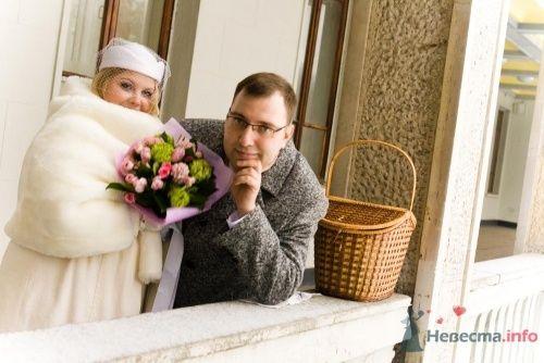 Зимняя свадьба только для двоих - фото 11332 Фотограф Елена Зотова