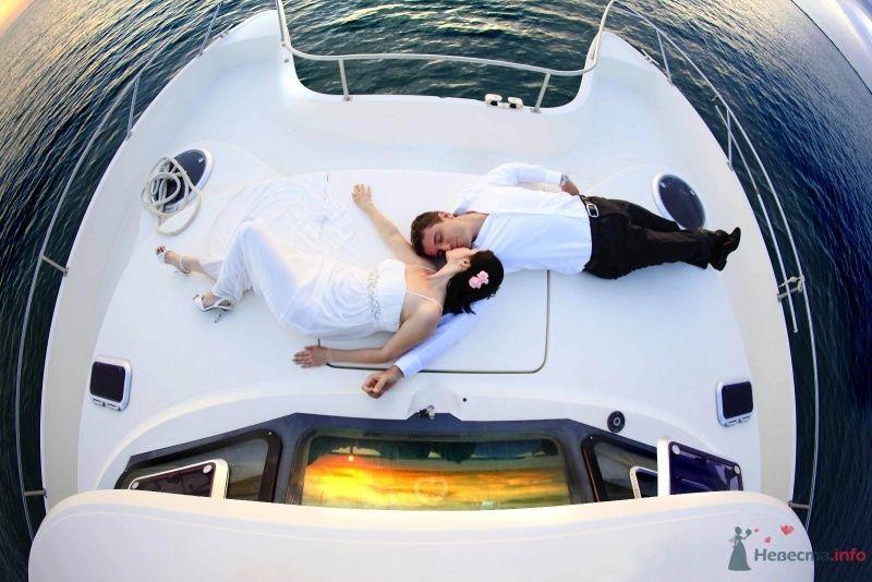 Прогулка на яхте - фото 66623 Фотограф Елена Зотова