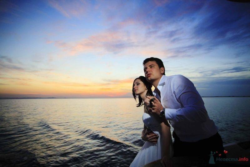 Закат на Атлантике - фото 66626 Фотограф Елена Зотова