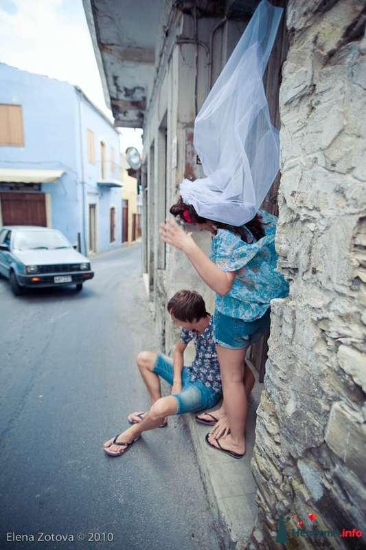 Фото 118311 в коллекции Кипр предсвадебный - Фотограф Елена Зотова