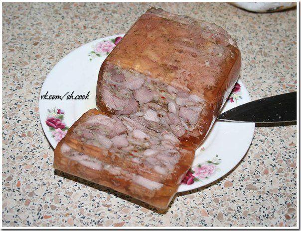Как сделать колбасу с желатином