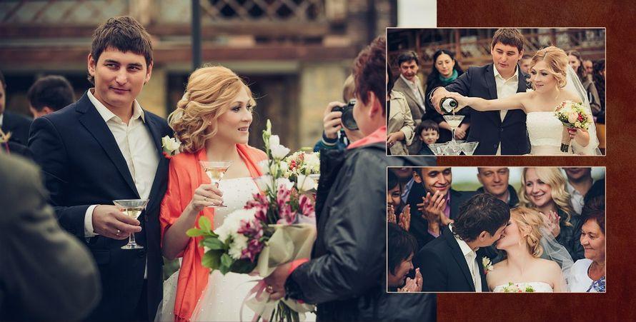 Фото 2026468 в коллекции Тыквенная осенняя свадьба Дилары и Дениса 21 сентября 2013г - Свадебное агентство All Inclusive