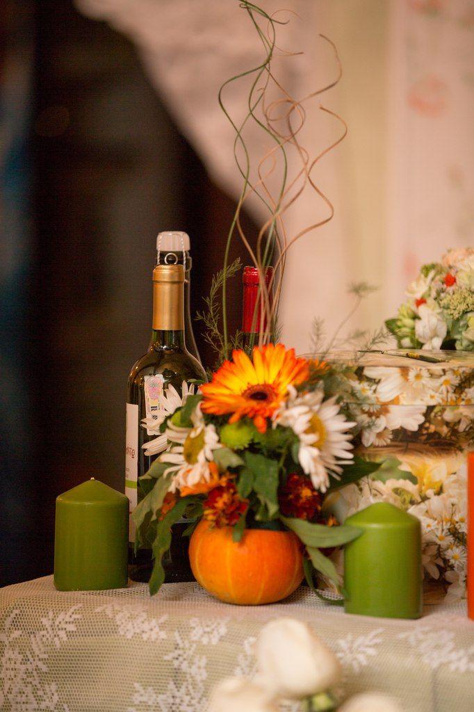 Фото 2026540 в коллекции Тыквенная осенняя свадьба Дилары и Дениса 21 сентября 2013г - Свадебное агентство All Inclusive