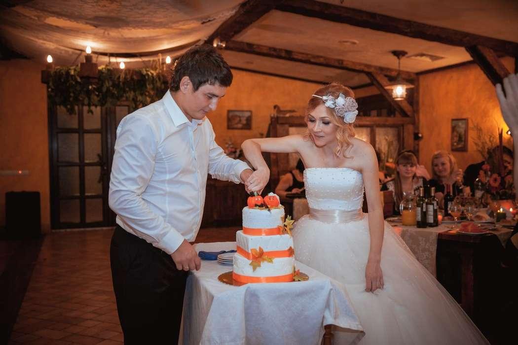 Фото 2026590 в коллекции Тыквенная осенняя свадьба Дилары и Дениса 21 сентября 2013г - Свадебное агентство All Inclusive