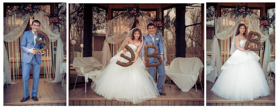 Фото 2343184 в коллекции Весенняя свадьба Элины и Вадима 25 апреля 2014г - Свадебное агентство All Inclusive