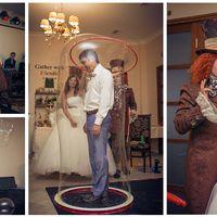Волшебное шоу мыльных пузырей в исполнении Безумного Шляпника