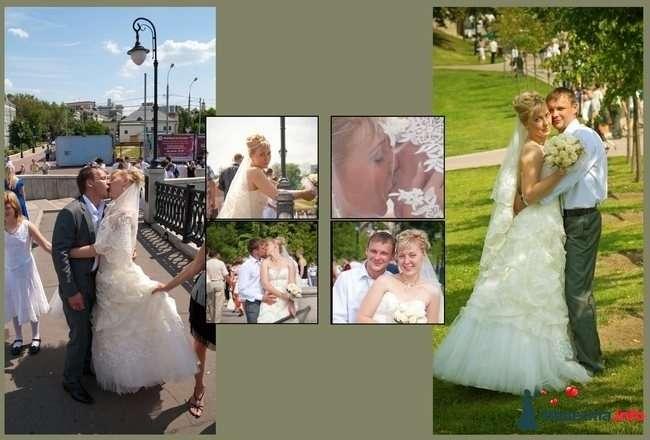 Свадебный Коллаж - фото 87437 StudioProff - фото и видео
