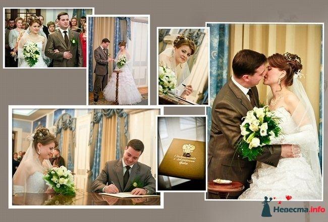 Свадебный Коллаж - фото 87443 StudioProff - фото и видео