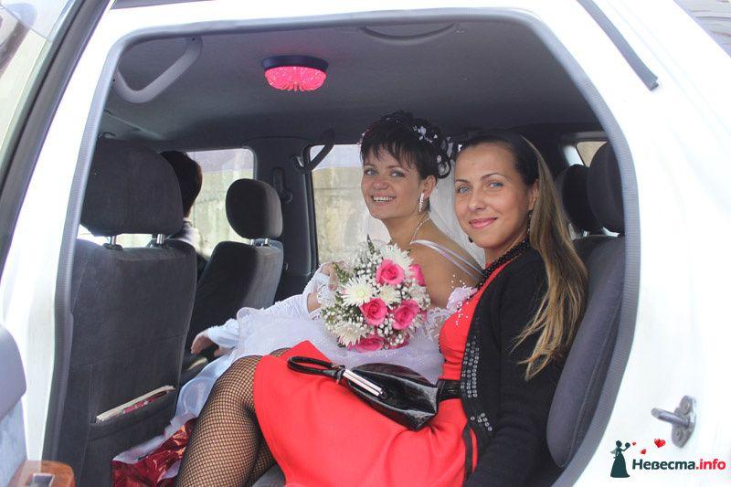 свадебный джип - фото 87810 Невеста01