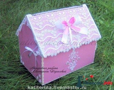 сундучок для денег - фото 123656 Евгения Макаревич