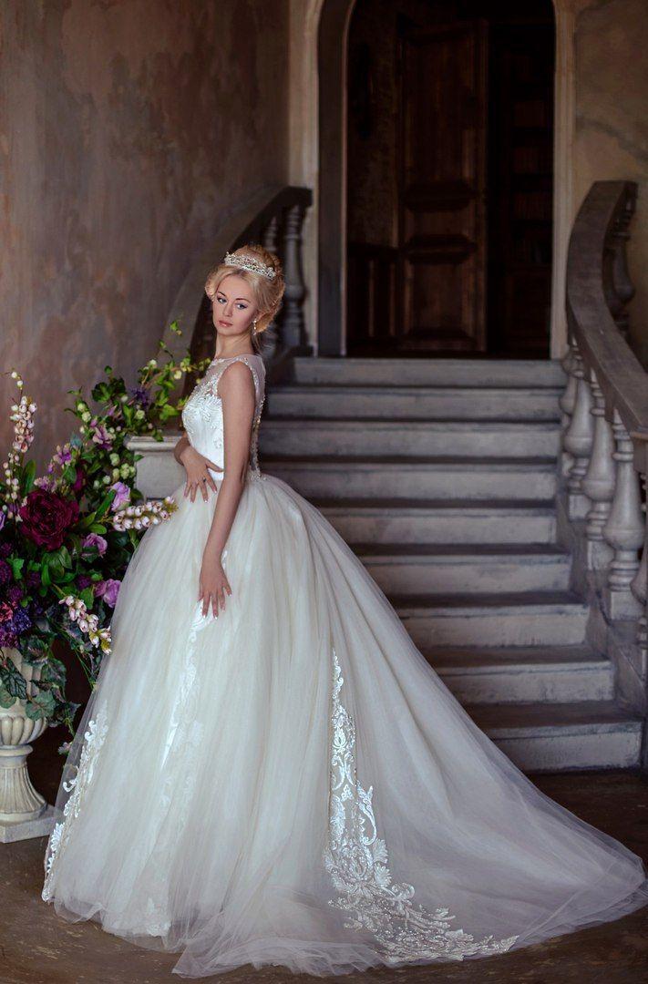 """Свадебное платье БАРБАРА - фото 16782198 Свадебный салон """"Vesta - Bride"""""""