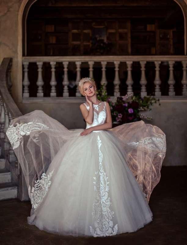 """Свадебное платье БАРБАРА - фото 16782204 Свадебный салон """"Vesta - Bride"""""""