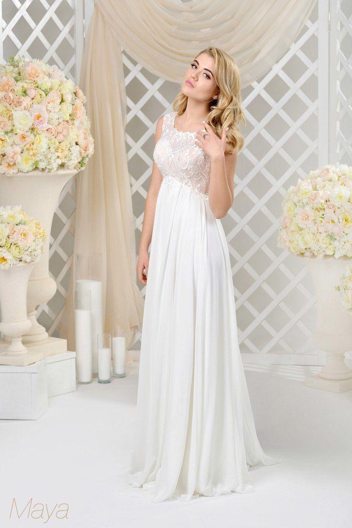 """Свадебное платье MAYA - фото 16782468 Свадебный салон """"Vesta - Bride"""""""