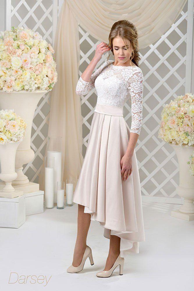 """Свадебное платье  DARSEY - фото 16782552 Свадебный салон """"Vesta - Bride"""""""