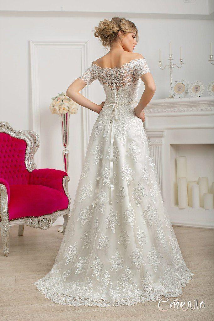 """Свадебное платье  СТЕЛЛА - фото 16782608 Свадебный салон """"Vesta - Bride"""""""