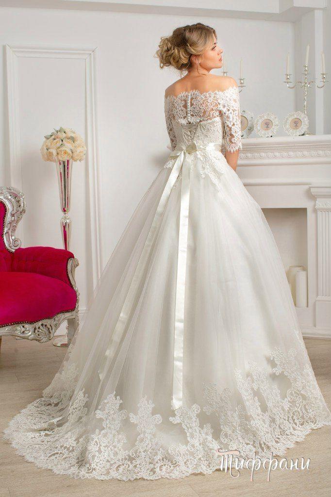 """Свадебное платье  ТИФФАНИ - фото 16782614 Свадебный салон """"Vesta - Bride"""""""