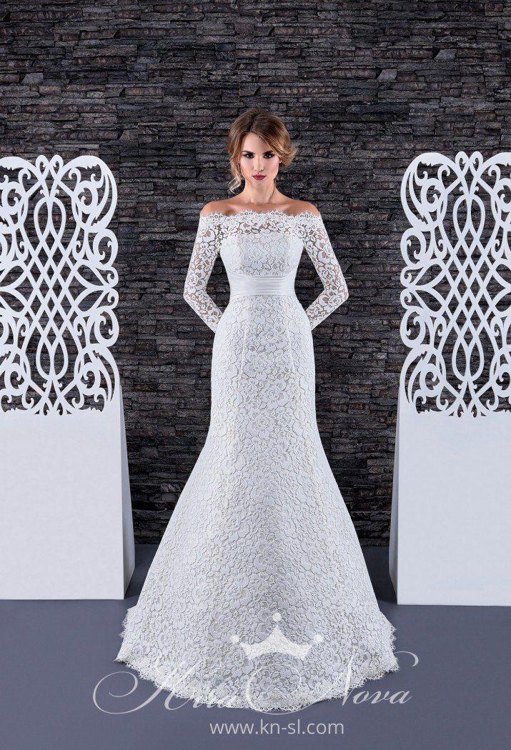 """Свадебное платье - трансформер  Арт. S-08  Восхитительное кружевное платье """"рыбка"""" прекрасно подчеркивает фигуру, съемная юбка из дорогого шикарного атласа декорирована тонким поясом и изящным бантиком. В таком платье вы несомненно будете неотразимы!  Это - фото 16782636 Свадебный салон """"Vesta - Bride"""""""