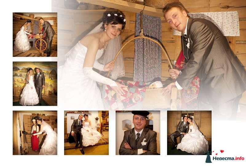 Свадебные коллажи для каждой свадьбы - фото 88516 Видеооператор Алексей Никулин